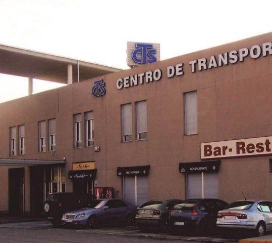 Área edificio administrativo, comercial y de servicios