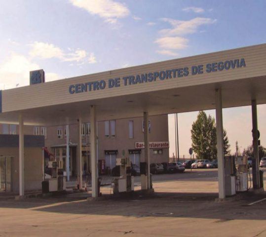 Área de servicios al vehículo